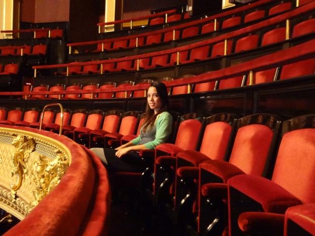 Andrea Ellickson National Theater Národní divadlo