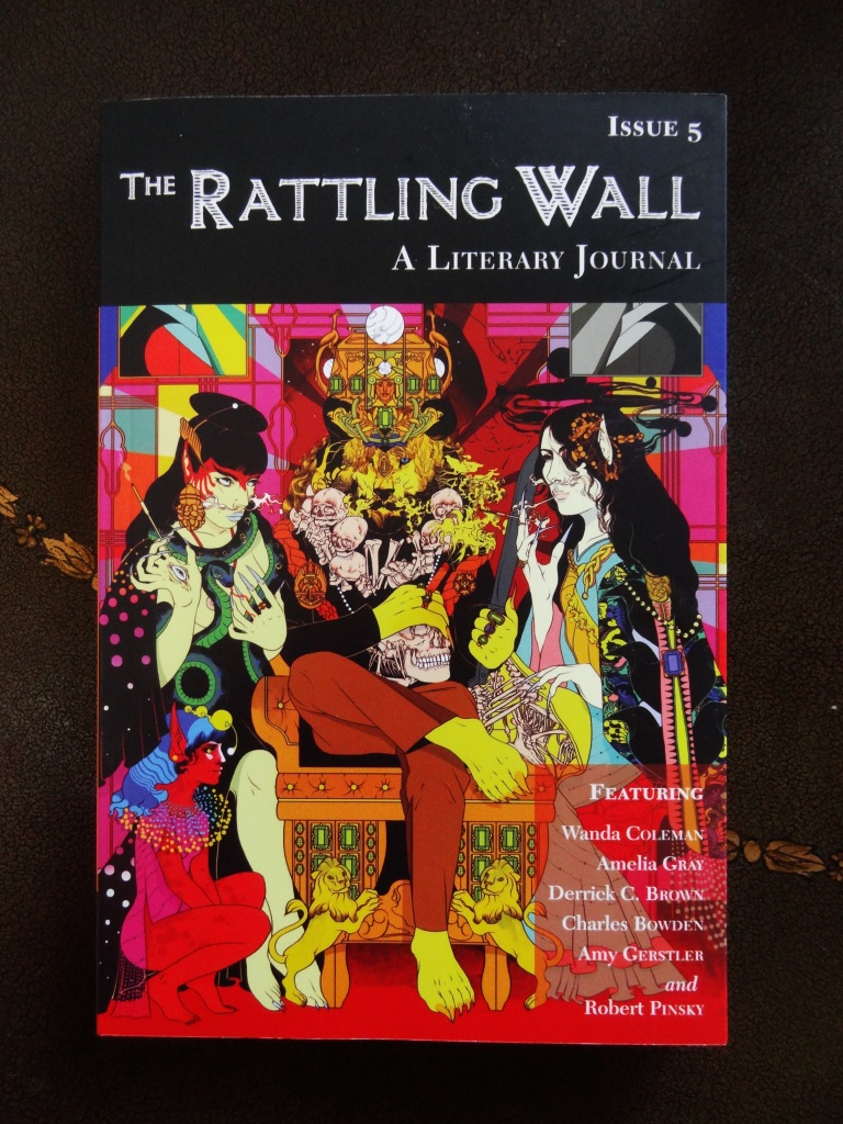 The Rattling Wall SCBWI