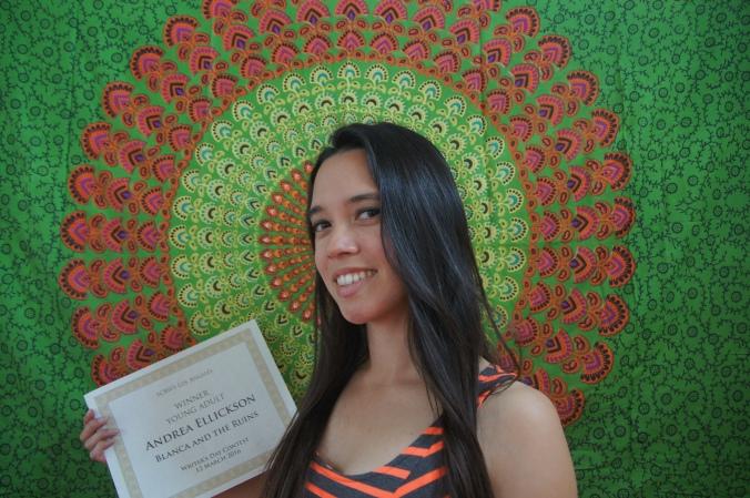 SCBWI LA Writers Day 2016 YA Winner