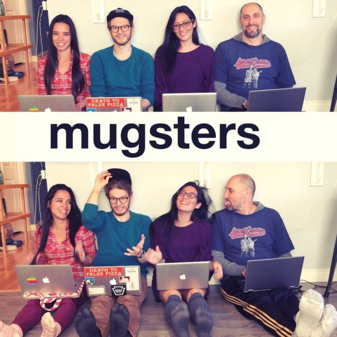 Mugsters group photo