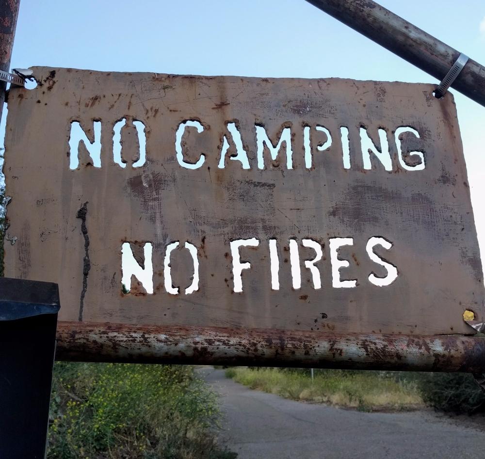 no fires sb ellickson